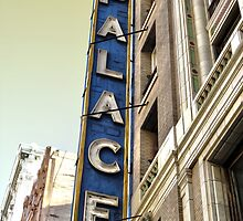Palace Theater by Gregory Dyer