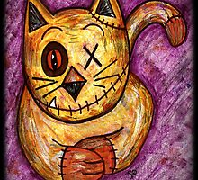 Chip the Cat by Studio8107