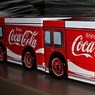 Coca Cola Express by John  Kapusta