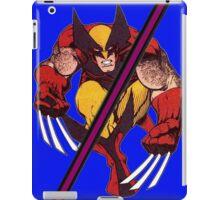 Wolverine Sliced (Geometric) iPad Case/Skin