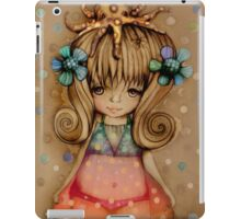 The Girl and the Octopus iPad Case/Skin