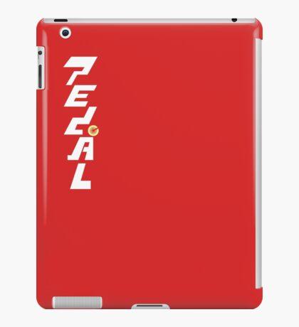 PEDAL Furious iPad Case/Skin