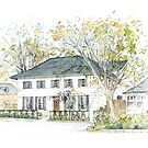 Scotch Thistle Inn, Ross by Muriel Sluce by Wendy Dyer