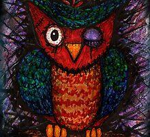 Oscar the Owl by Studio8107