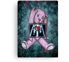 Xanadu the Bunny Canvas Print