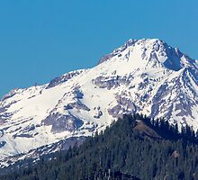Glacier Peak by Jim Stiles