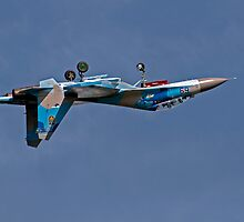 Fighter jet. by FER737NG