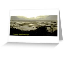 Omaui Southland NZ Greeting Card