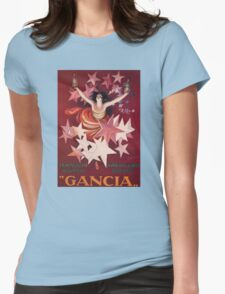 Gancia Womens Fitted T-Shirt
