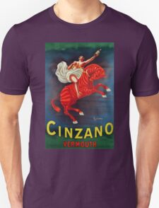 Cinzano Unisex T-Shirt