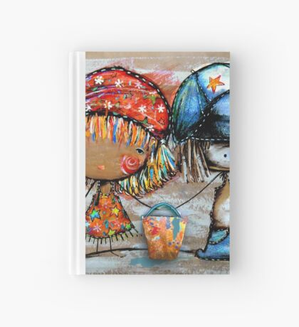 Jack and Jill  Hardcover Journal