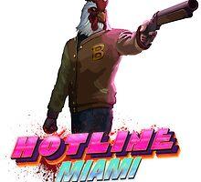 Richard (Hotline Miami) by Awesom3