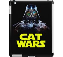 cat wars star pet anilam cute funny iPad Case/Skin