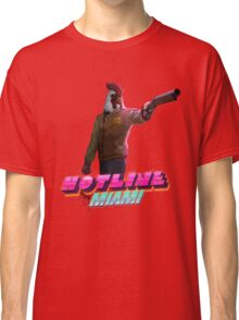 Richard (Hotline Miami) Classic T-Shirt