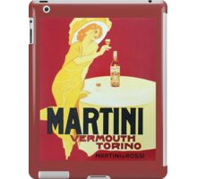 Martini iPad Case/Skin