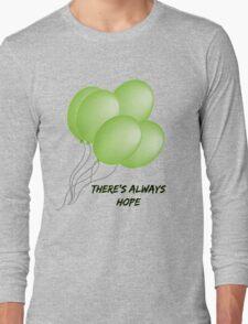 TWD Balloons Long Sleeve T-Shirt