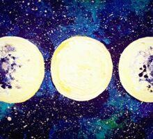 Lunar Lantern Original Sticker