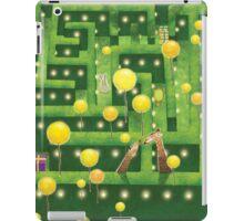 Birthday Garden Party iPad Case/Skin