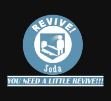 Quick Revive soda by Steven Hoag
