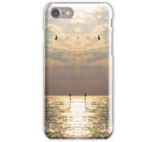 Mirror Beach iPhone Case/Skin
