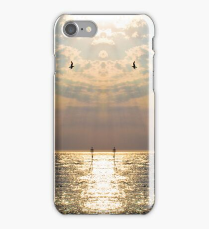 Mirror Beach iPhone Case/Skin
