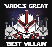 Vade's Great, Best Villain by hpreducedto1