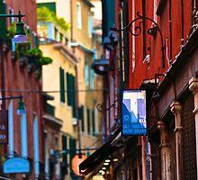 Venice streets by joeferma