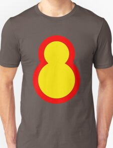 8th Infantry Division, Republic of Korea Army T-Shirt