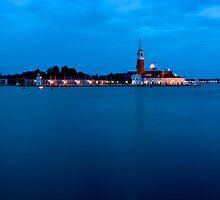 Venice Blue by joeferma