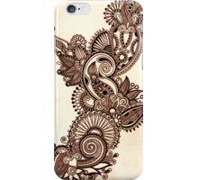 Henna Cover iPhone Case/Skin