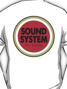 Lucky Soundsystem. T-Shirt