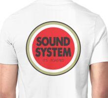 Lucky Soundsystem. Unisex T-Shirt