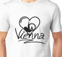 Vienna Heart Unisex T-Shirt