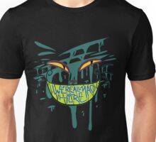 Only A Little Mad Unisex T-Shirt