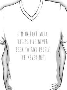 In Love T-Shirt