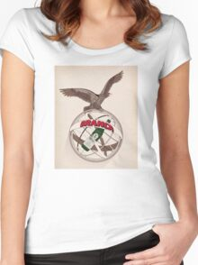 Fernet Branca Women's Fitted Scoop T-Shirt