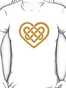 CELTIC HEART - INFINITE LOVE & LOYALITY T-Shirt