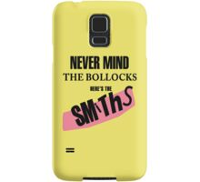Nevermind the Bollocks, Here's The Smiths Samsung Galaxy Case/Skin