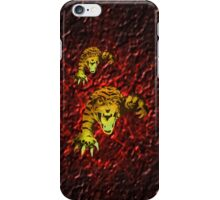 Tiger Rising iPhone Case/Skin
