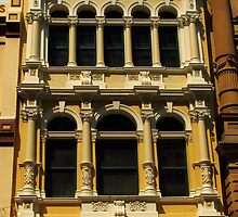 Street Facade 2 - 1903 by Anthony Ogle
