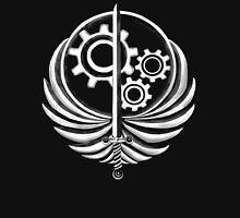 Brotherhood of Steel Emblem Dark Zipped Hoodie