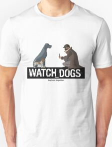 Watch Dogs Sitter T-Shirt