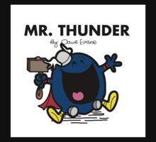 Mr Thunder Kids Clothes