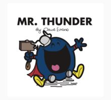 Mr Thunder by TopNotchy