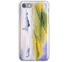 KC-130 Tanker And Pave Hawk HH60 iPhone Case/Skin