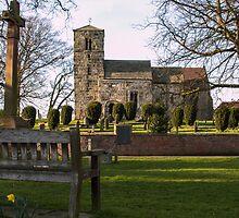 St Thomas's, Green Hammerton by Judi Lion