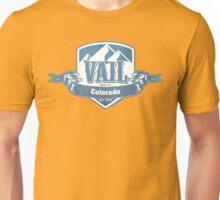 Vail Colorado Ski Resort Unisex T-Shirt