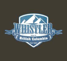 Whistler British Columbia Ski Resort by CarbonClothing