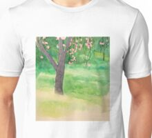 Blossoming Tree Unisex T-Shirt