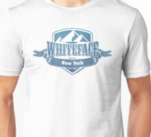 Whiteface New York Ski Resort Unisex T-Shirt